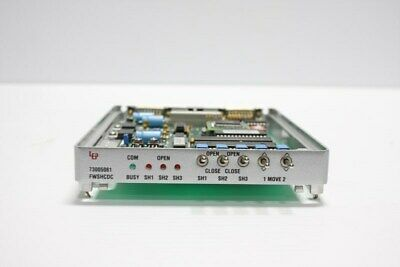 Lep Ludl Electronics 73005081 Fwshcdc Dc Filter Wheel Module