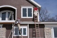 PROFESSIONAL EXTERIOR PAINTERS. SPRING SPECIALS ON NOW!