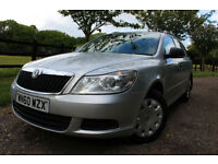 Skoda Octavia 1.6TDI CR ( 105bhp ) S ONE COMAPNY OWNER FROM NEW FSSH