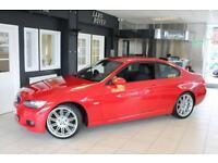 2007 04 BMW 3 SERIES 2.0 320I M SPORT 2D 168 BHP