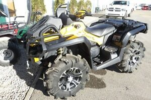 2013 CAN AM Outlander MXR 1000