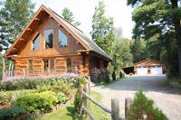Pour vendre ou acheter domaines, maisons, chalets et terrains Lanaudière Québec Preview