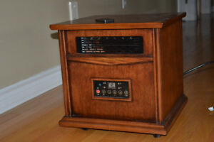 Infrared space heater for sale