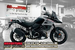 2018 Suzuki V-STROM 1000 ABS - Only $96 Bi-Weekly oac*