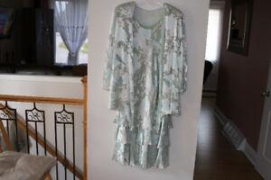 robe de la mère de la mariée ou du marié