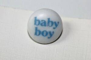 BUTTONS for baby projects I Love You,Baby Boy/Girl Knitting vtg. Kingston Kingston Area image 2