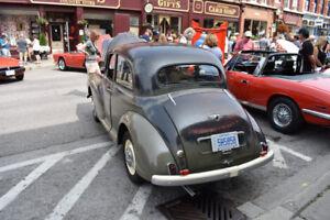 1950 Morris Minor Saloon