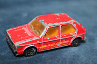 Vintage Diecast MAJORETTE Volkswagon Golf no. 210 made in France