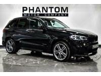 2015 65 BMW X5 3.0 XDRIVE40D M SPORT 5D 309 BHP DIESEL