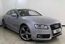 2011 11 AUDI A5 2.0 TDI S LINE SPECIAL EDITION 2DR 168 BHP DIESEL