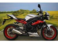 Triumph Street Triple RX 2015**QUICK SHIFTER, ABS, GEAR INDICATOR, SHIFT LIGHT**