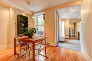 1 bed condo in heart of Plateau