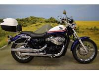 Honda VT750 S 2011 ** ONE OWNER, 3643 MILES, GIVI TOP BOX **
