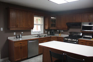 Complete Oak Kitchen Cabinets London Ontario image 1