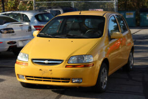 2008 Chevrolet Aveo LS - $2500 + Taxes AS IS