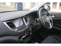 2018 Hyundai Tucson 1.7 CRDI Blue Drive SE NAV 2WD Diesel white Manual