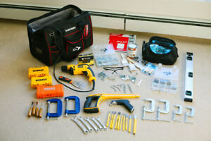 Toolkit with Supplies for Sale