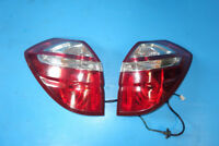 JDM Subaru Legacy & Outback BPE Used OEM Red & Clear Taillights