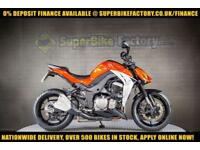 2014 64 KAWASAKI Z1000 FEF 1000CC 0% DEPOSIT FINANCE AVAILABLE