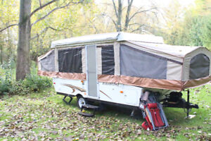 CLEAN - Tent Trailer for Sale - Palamino Y Series