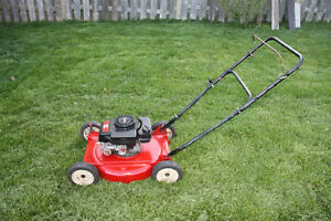 Lawnmower MTD 3.5 HP Engine with a Magnesium Body