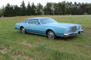 1975 Lincoln Continental MK4