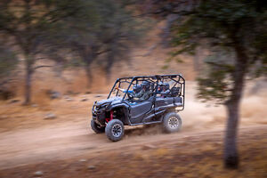 ALL NEW 2017 Honda Pioneer 1000-5 Limited Edition