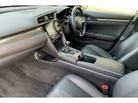 2019 Honda Civic 1.6 i-DTEC (120ps) EX (s/s) 5-Door Manual Hatchback Diesel Manu