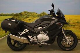 Honda VFR 800 2013 ** ABS, FACTORY KEY IMMOBILISER, DATATAG, GIVI PANNIERS **
