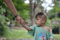 Care and support for abandoned children in South Vietnam