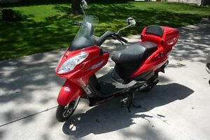 60 Volt Incline Series E Bike Stratford Kitchener Area image 1