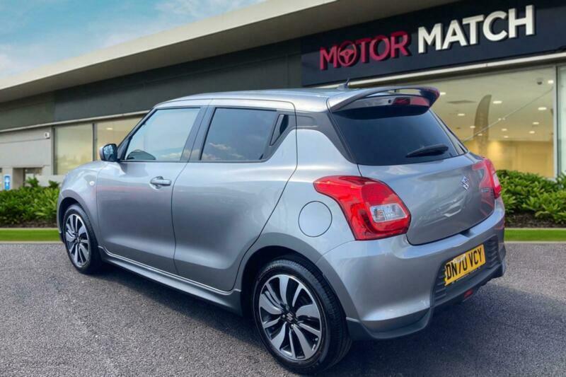 2020 Suzuki Swift ATTITUDE DUALJET SHVS Hatchback Hybrid Manual
