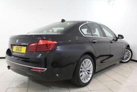 2016 66 BMW 5 SERIES 2.0 520D LUXURY 4DR AUTOMATIC 188 BHP DIESEL
