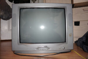 Free tube TV to give away.