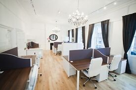 Desk Space in the Heart of York