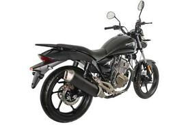 ZONTES MANTIS 125i CUSTOM 125cc FINANCE FROM £36.02 PER MONTH, 2 YEAR WARRANTY
