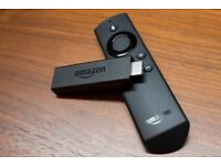 Amazon (Kindle) Fire TV Stick with Alexa Voice, Remote + App .. £59.99