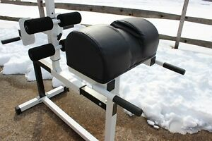 GLUTE HAM DEVELOPER GHD CROSS TRAINING  -  SHIPPING INCLUDED!!