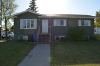 New west side house for rent in North Battleford