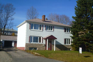 Lg home with double car garage. Affordable living in Elliot Lake
