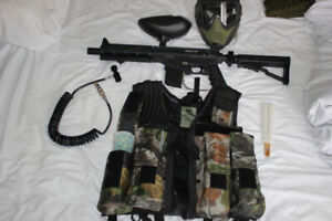 Paintball Kit - Ready to play