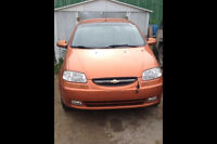 Need to sell! 2006 Chevy Aveo