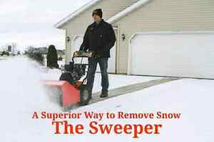 """""""Sweepers Make it Cleaner, Hire Us & Become a Believer!"""" Edmonton Edmonton Area image 1"""