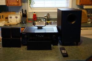 Pioneer VSX-324-K-P Receiver System