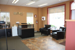 Awesome Commercial Space With Lots Of Exposure On Sackville Dr
