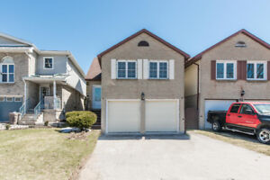 3 + 1 Bedroom Raised Bungalow in Courtice