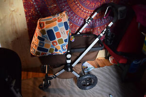 Paul Frank edition Bugaboo Cameleon with extras