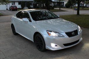 2007 Lexus IS 250 AWD, Excellent Condition