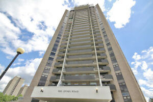 Pent House Condo in Carleton Square