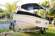 Polycraft Drifter 4.50m Centre Console Boat - LOTS of Extras! Brisbane City Brisbane North West Preview